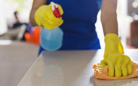 nhà sạch